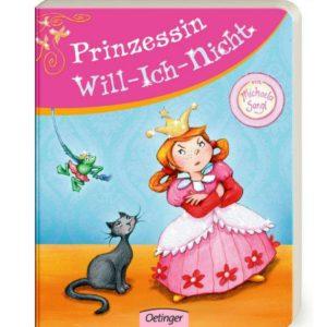 Prinzessin WIll-Ich-Nicht