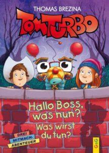 Tom Turbo_Hallo_Boss_was_nun
