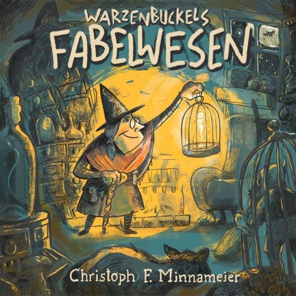 Warzenbuckels_Fabelwesen_Hörbuch